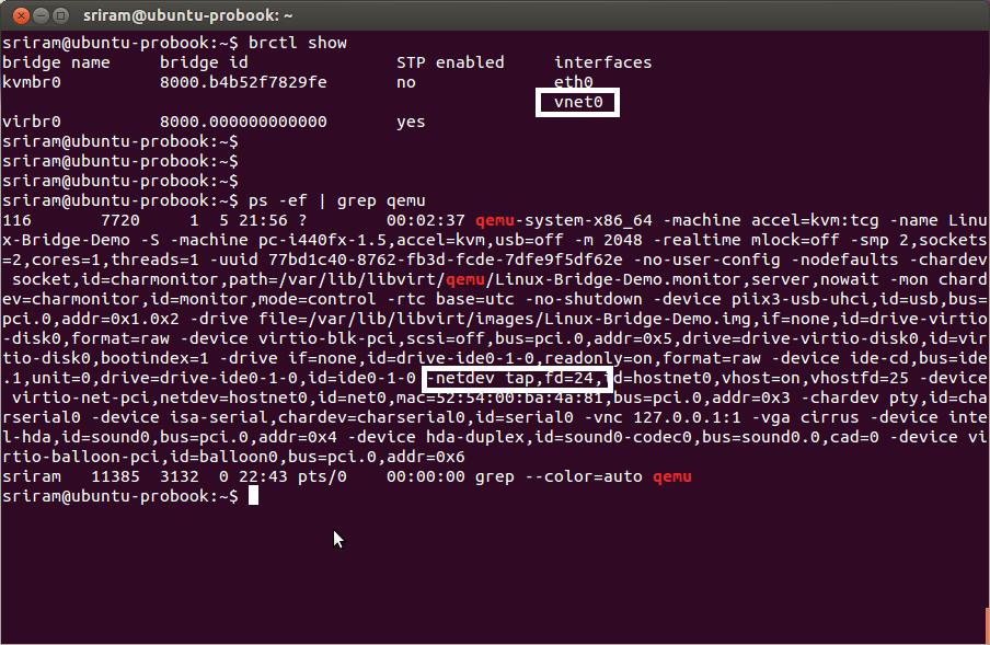 Linux Bridge and Virtual Networking - The Cloud Builder - Sriram